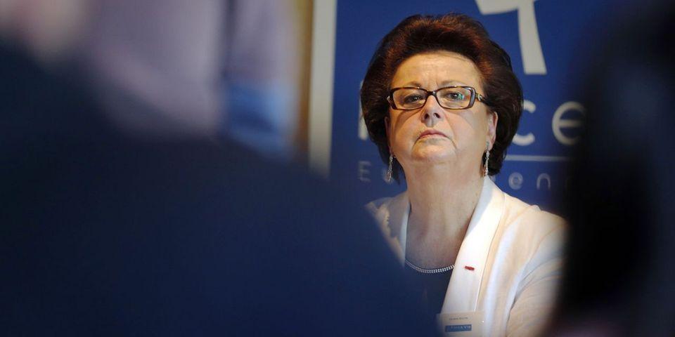 """Christine Boutin ne veut pas qu'on parle de Bachar al-Assad comme d'un """"boucher"""" ... par respect pour la profession"""