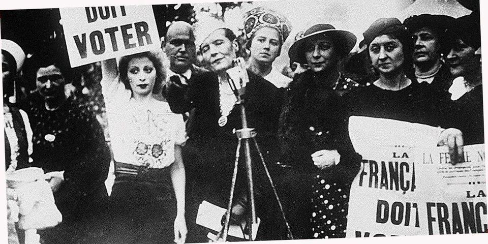 Back to 1944 : on refait les débats du 24 mars accordant le droit de vote et d'éligibilité aux femmes