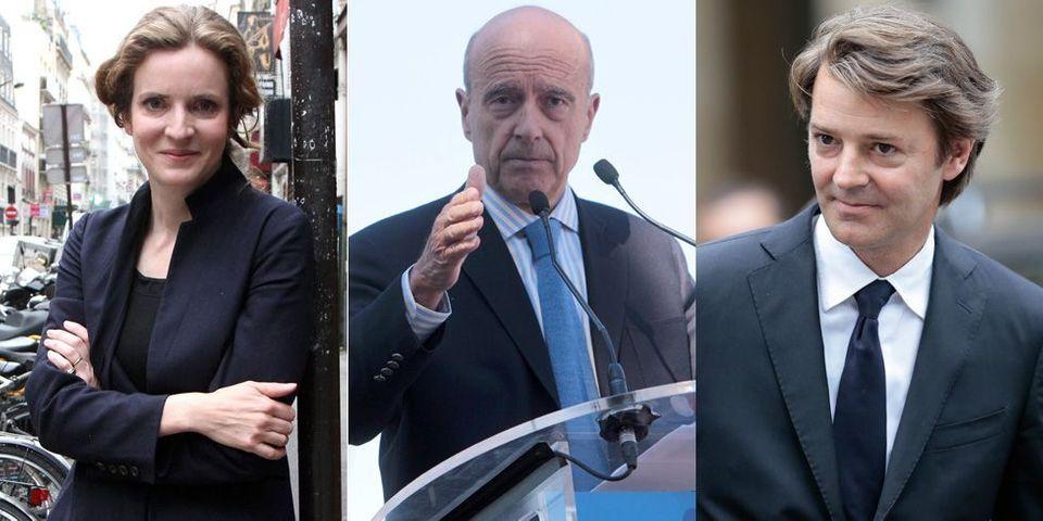 Baroin, Juppé, NKM : les chouchous de Nicolas Sarkozy à l'UMP