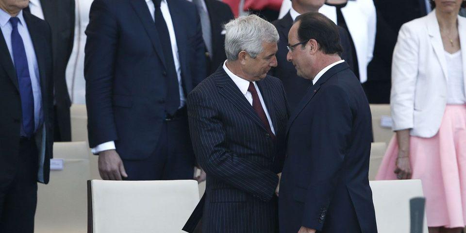 Barthollande, le surnom trouvé par Sarkozy à Bartolone, candidat de l'Elysée en Ile-de-France