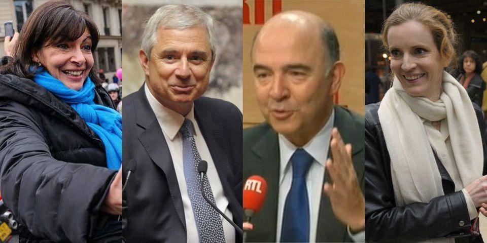 Bartolone, Hidalgo, NKM et Moscovici : le multiplex politique du dimanche 2 février