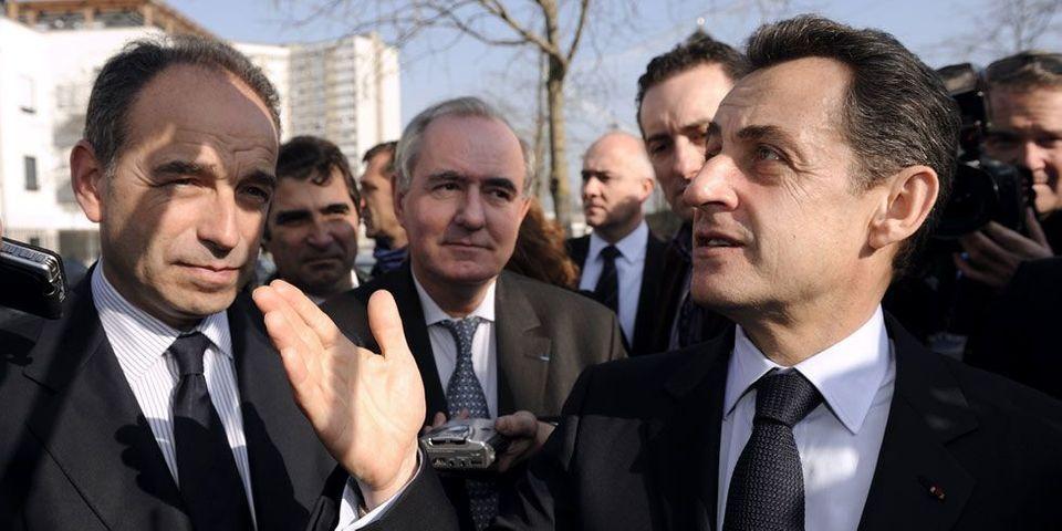 Bataille de l'UMP : Nicolas Sarkozy déjeune avec Jean-François Copé