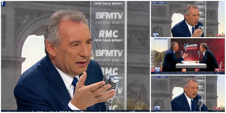 Bayrou assure qu'il ne votera pas à la primaire de la droite (enlevant une voix à Juppé)