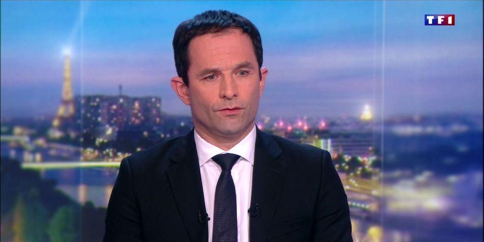 """Benoît Hamon fait la leçon à Valls sur la """"démocratie"""" et """"le respect de la parole donnée"""""""