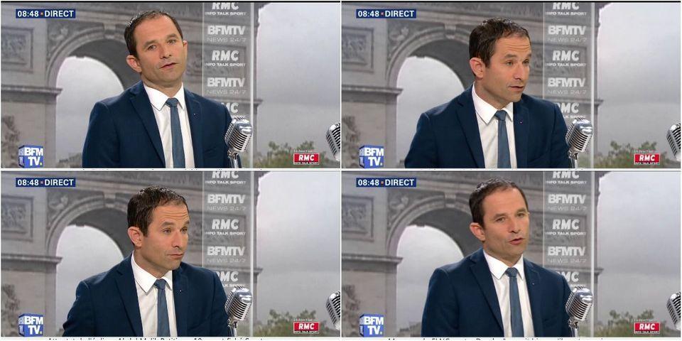 """Benoît Hamon favorable à """"un accord"""" entre """"la République et l'islam de France"""""""