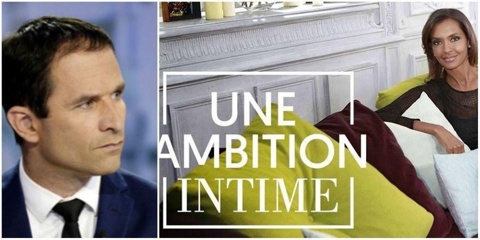 """Benoît Hamon ne participera pas à """"Une ambition intime"""" sur M6 qui ne correspond pas à """"sa vision de la politique"""""""
