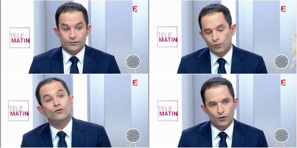 Pénélope Fillon : Benoît Hamon propose qu'un parlementaire ne puisse plus embaucher un membre de sa famille