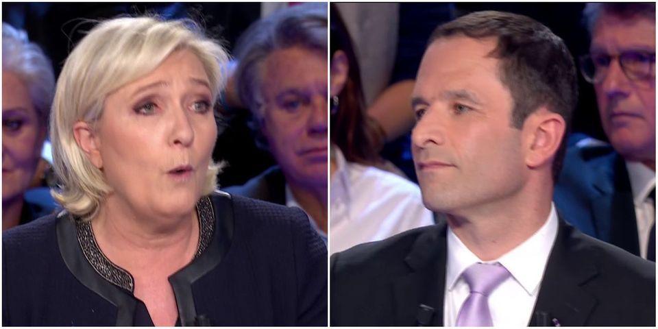 """Benoît Hamon s'en prend à Marine Le Pen : """"Daech, ça vous arrange, ça vous fait prospérer"""""""