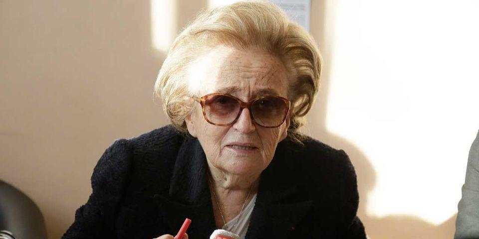 Bernadette Chirac aux côtés de François Sauvadet pour défendre la sauvegarde de son canton
