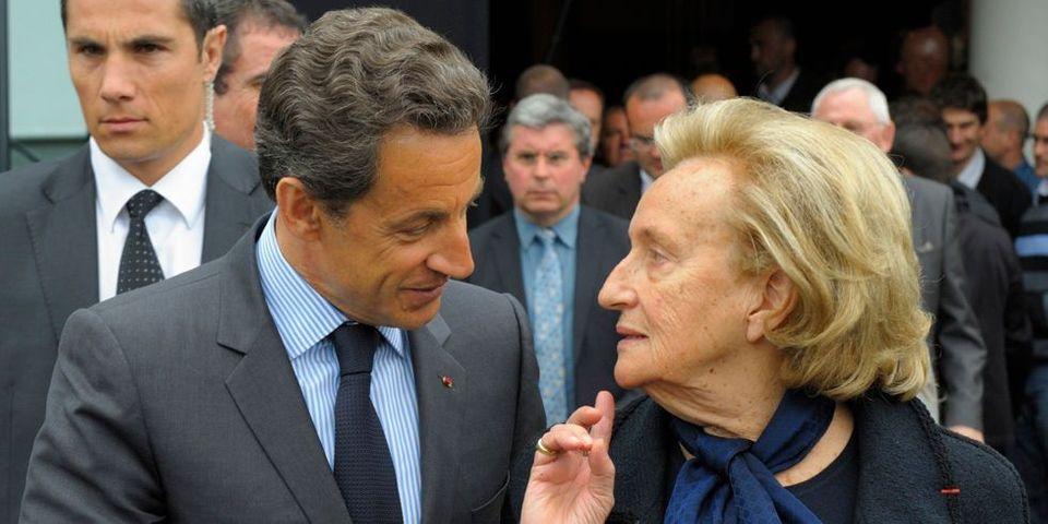 Bernadette Chirac croit en un retour de Nicolas Sarkozy