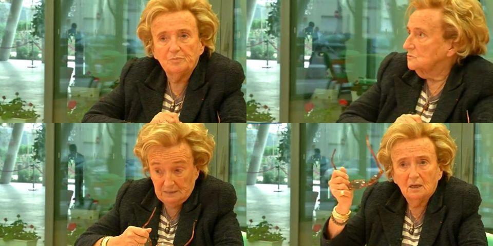 Bernadette Chirac n'a pas du tout aimé se faire houspiller par Nathalie Kosciusko-Morizet