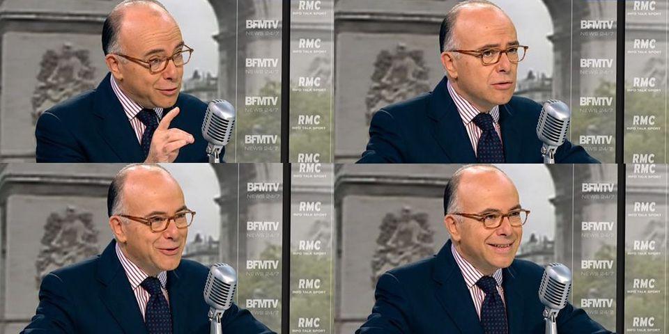Bernard Cazeneuve conseille à ses collègues ministres d'oublier leur égo (x3)
