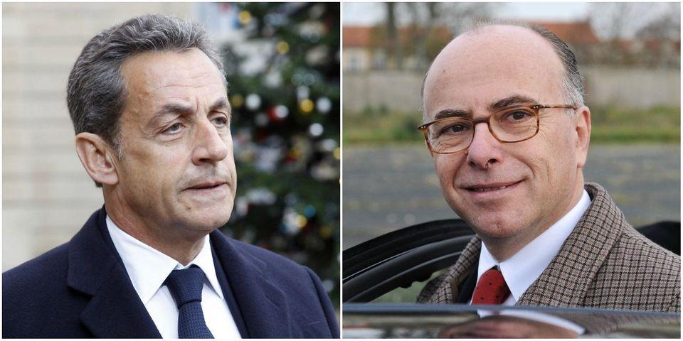 La blague de Cazeneuve sur la taille de Sarkozy (et la sienne aussi)