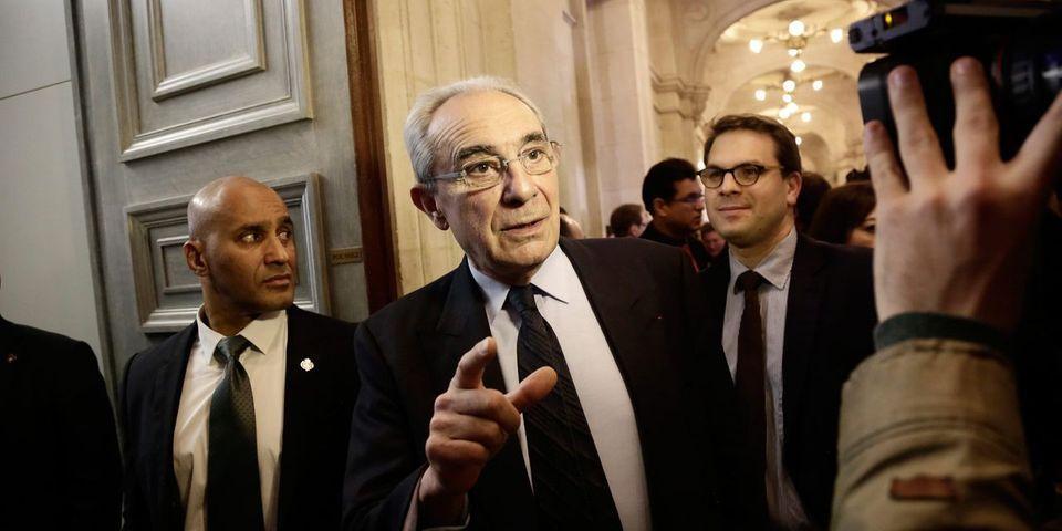 """Bernard Debré veut couper la """"branche morte"""" Nicolas Sarkozy"""