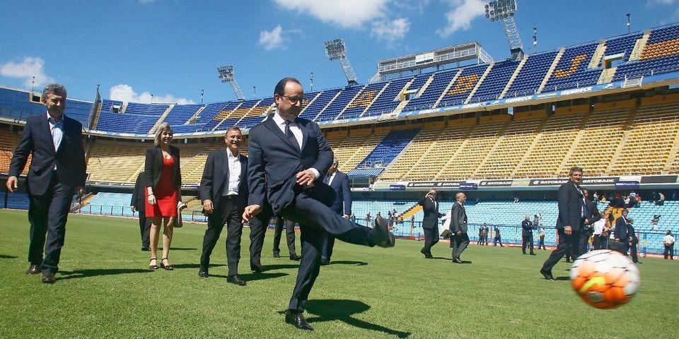 Bientôt dans votre radio : François Hollande qui parle football sur France Inter