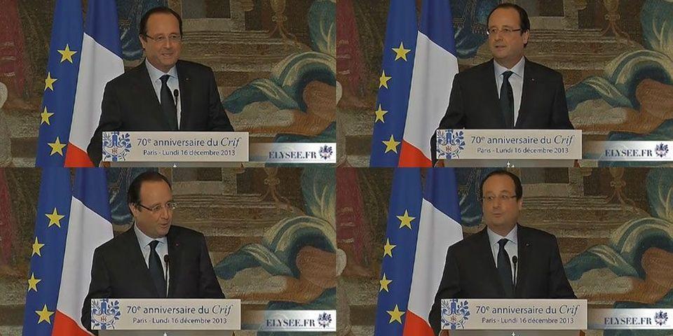 L'opposition s'indigne de la blague de François Hollande sur l'Algérie