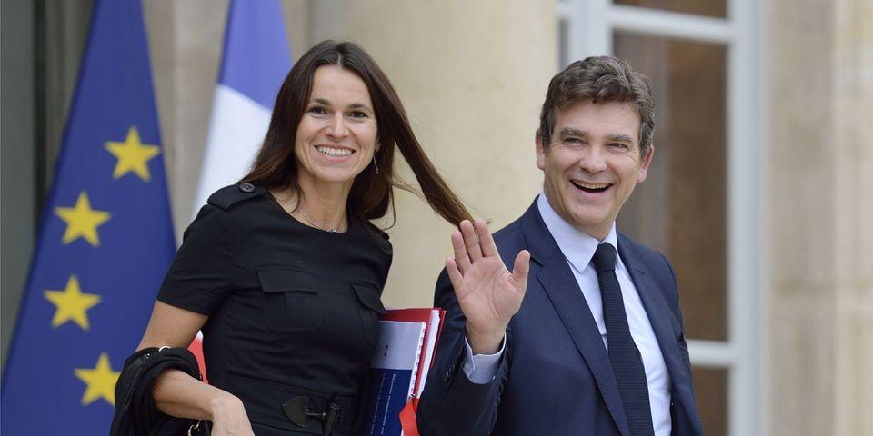 """""""Bonnie and Clyde"""" ? Valls n'a """"pas tout à fait tort"""", s'amuse Montebourg à propos du surnom donné à son couple"""