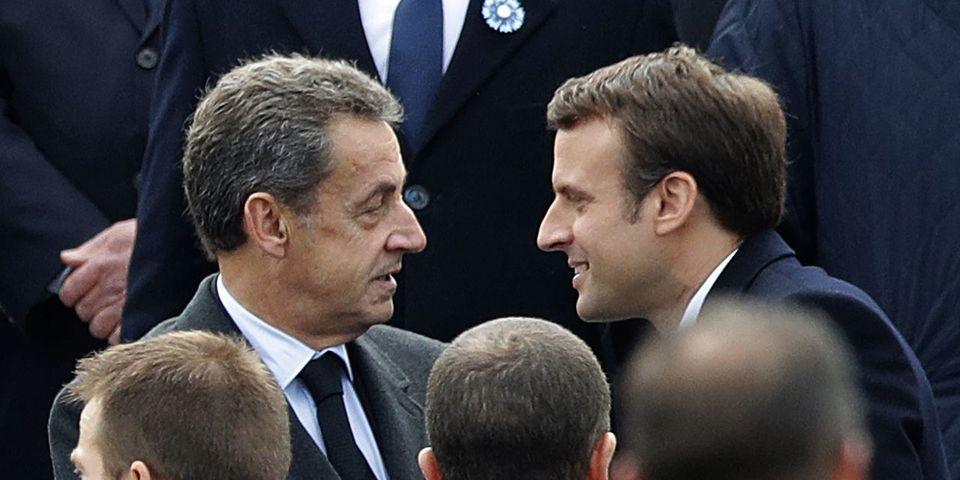 """""""Bordel"""" : pour Accoyer et Jacob, on ne peut pas comparer Macron et Sarkozy"""