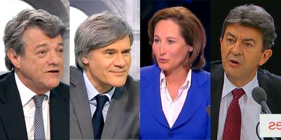 Borloo, Mélenchon, Royal, Le Foll : le multiplex politique du dimanche 20 octobre