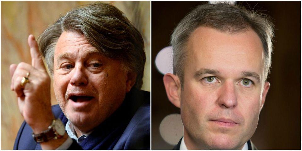 Brexit : Gilbert Collard... et François de Rugy demandent la démission du président de la Commission européenne Jean-Claude Juncker