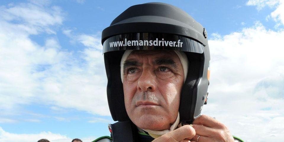 """Brice Hortefeux offre un volant de voiture de course à François Fillon parce que LR """"a besoin d'un bon pilote"""""""