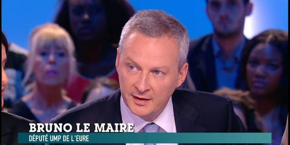 Bruno Le Maire a les 8000 parrainages... trois jours trop tard