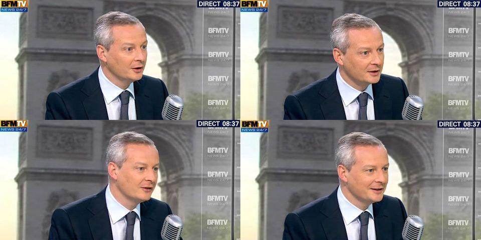 Bruno Le Maire confirme qu'il sera bien candidat à la présidence de l'UMP