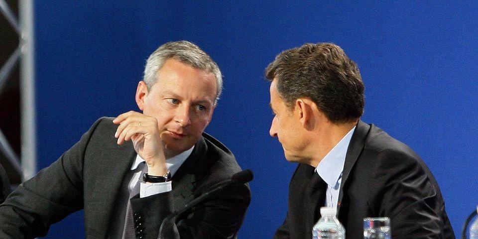 """Bruno Le Maire dément avoir dit que Manuel Valls avait """"ringardisé"""" Nicolas Sarkozy"""