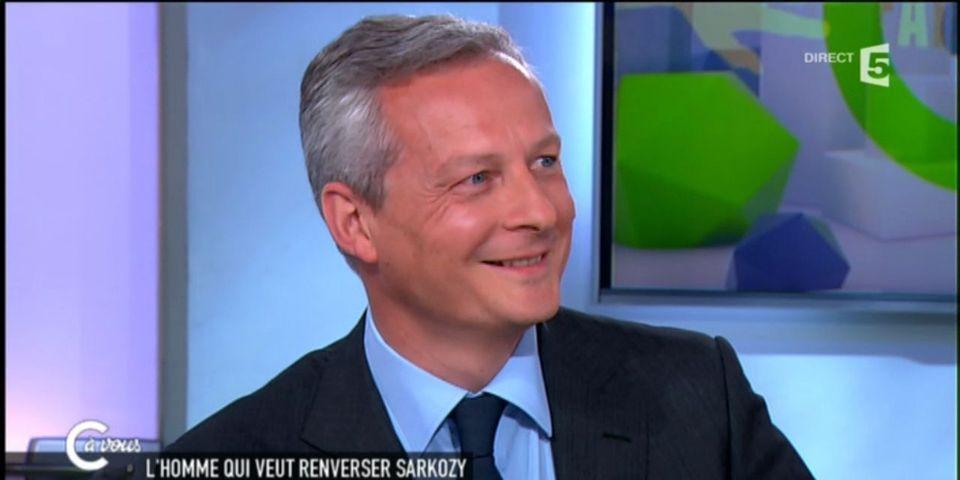 Bruno Le Maire dément toute alliance avec Nicolas Sarkozy concernant le poste de Premier ministre en cas de victoire en 2017