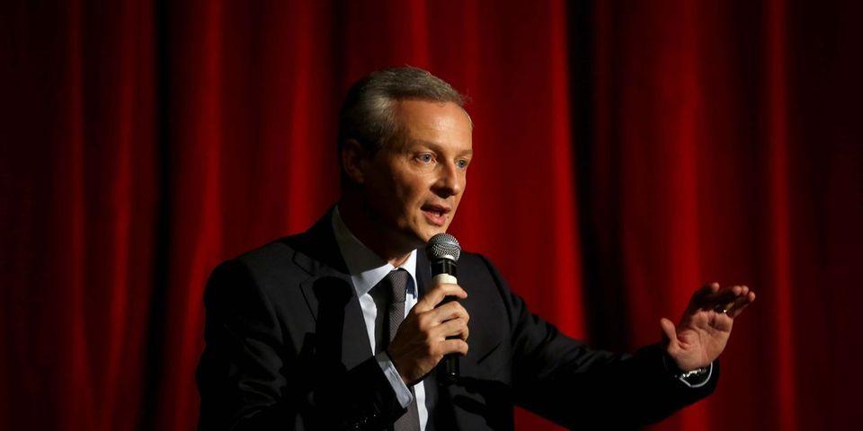 """Bruno Le Maire est confiant : """"Ma PME est devenue une vraie machine politique"""""""