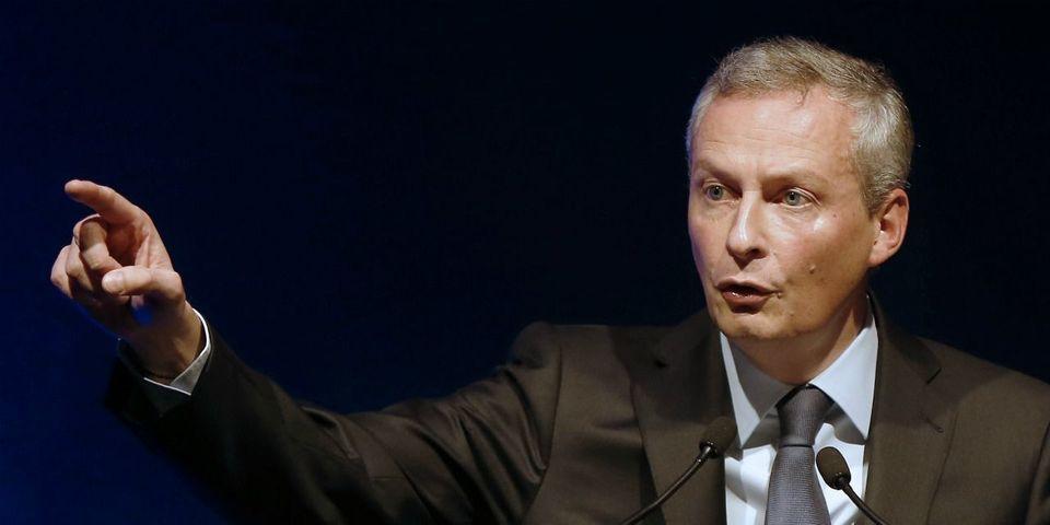 """Bruno Le Maire s'en prend à """"ces Présidents en exercice qui attaquent notre justice"""""""