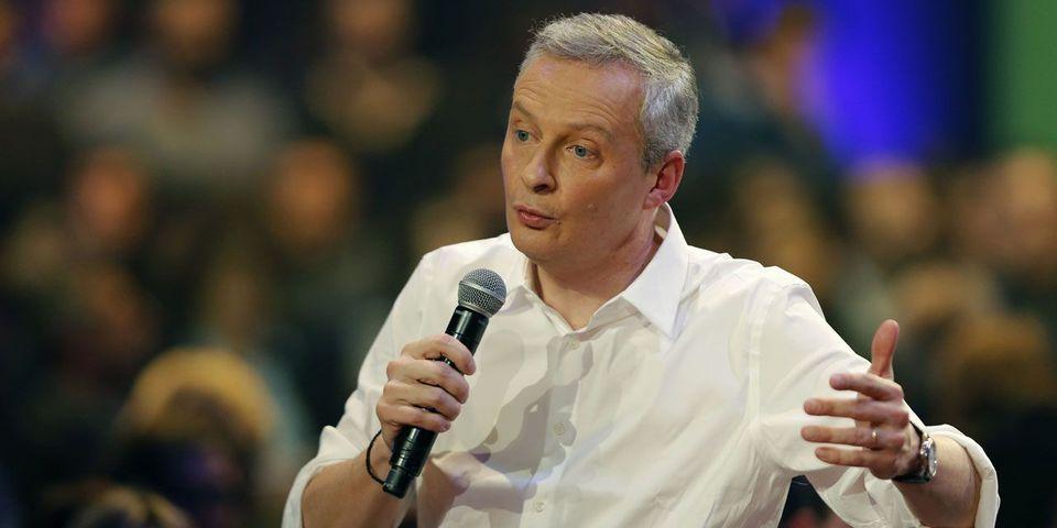Bruno Le Maire trouve honteux que Stéphane Le Foll recase son collaborateur (alors qu'il a fait pareil deux fois)