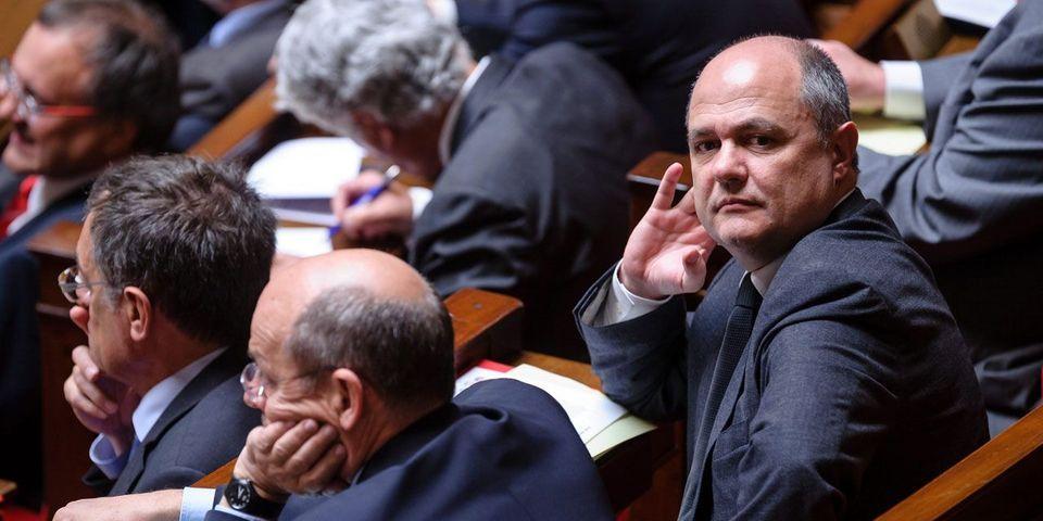 """Bruno Le Roux a demandé aux députés PS de """"ne pas faire de commentaires sur l'UMP"""""""