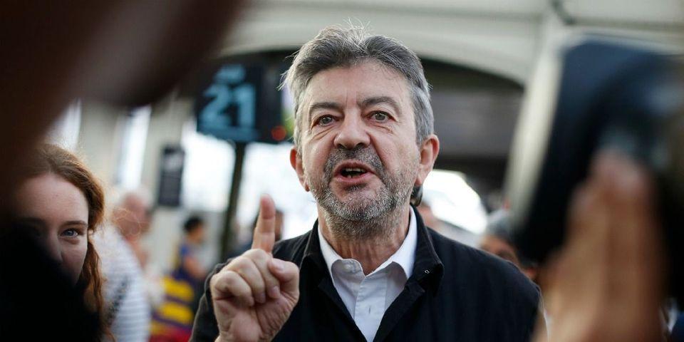 """Budget : Jean-Luc Mélenchon moque les """"frondeurs soumis"""" qui ne se sont pas opposés au gouvernement"""