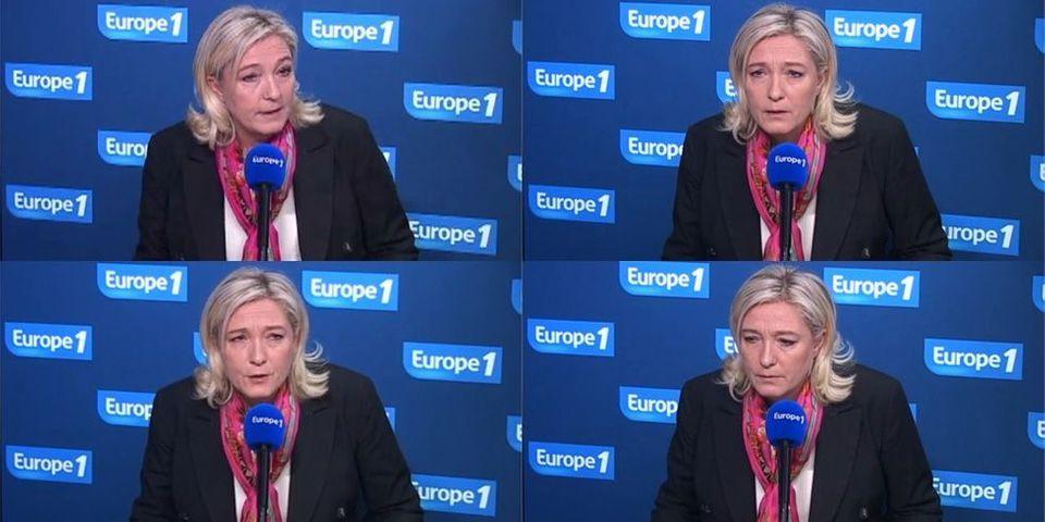 Budget militaire : Marine Le Pen se trompe d'un zéro dans l'estimation d'un demi-point de PIB