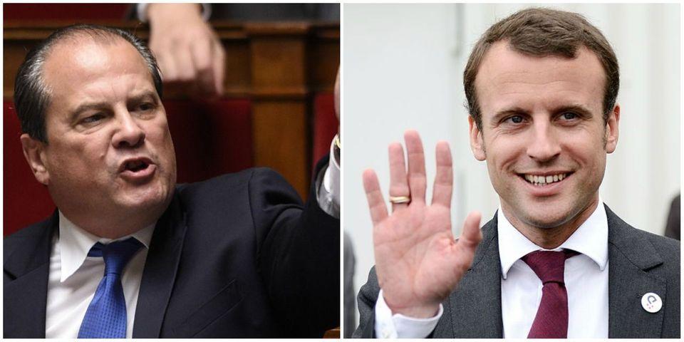 """Cambadélis """"n'a pas compris"""" la phrase de Macron sur le """"terreau"""" du djihadisme et lui demande une """"explication"""""""