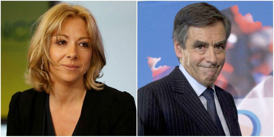 """Candidate à la présidence de LR, Florence Portelli se différencie de François Fillon : """"Est-ce que j'ai des sourcils fournis ?"""""""