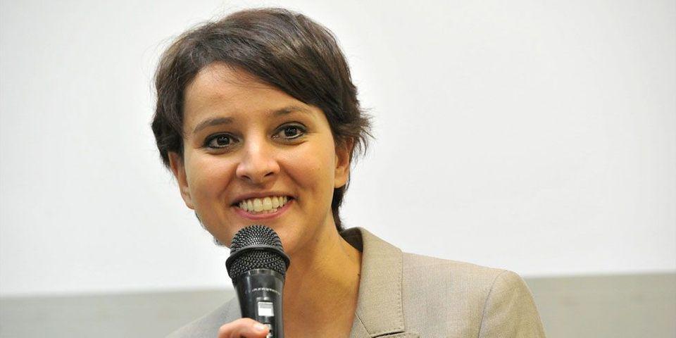 Caroline de Haas, fondatrice d'Osez le féminisme, quitte le cabinet de Najat Vallaud-Belkacem