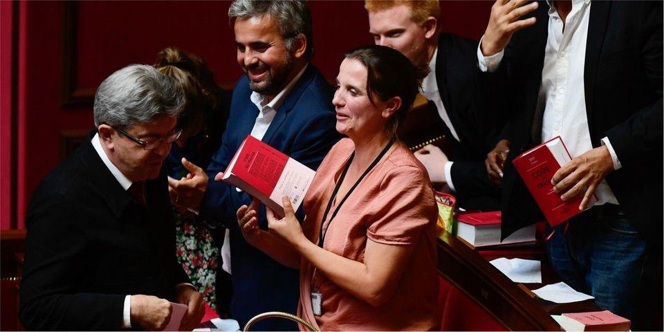 """Catalogne : Caroline Fiat, députée LFI, trouve que """"ce serait pas vraiment très bon une guerre civile aux frontières de la France"""""""