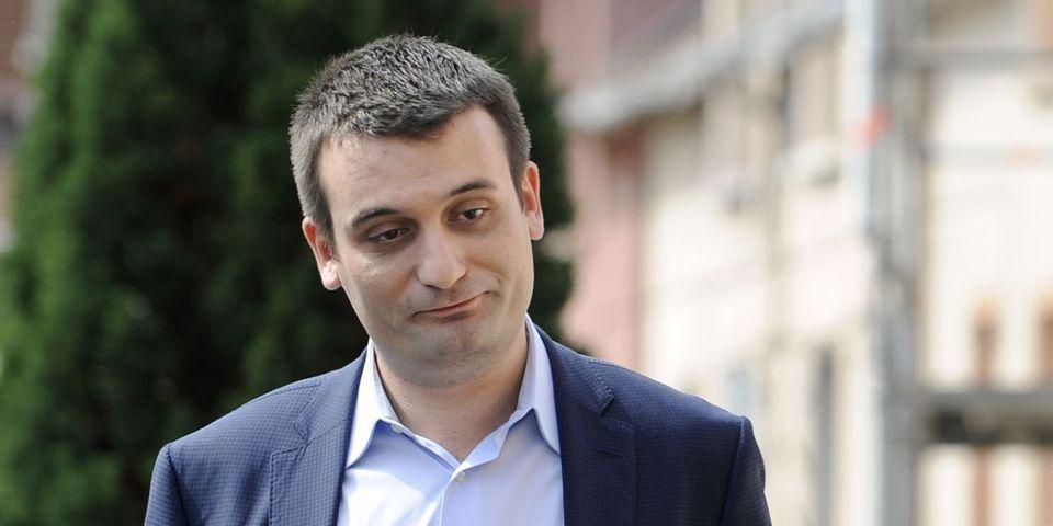 """Ce moment où Florian Philippot dément que Marion Maréchal-Le Pen soit une source du """"Canard Enchaîné"""""""