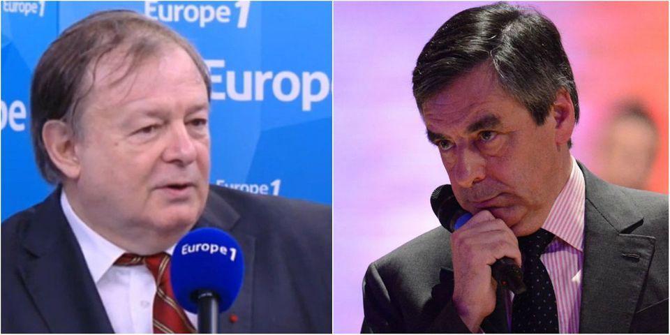 Ce moment où François Fillon et Jean-Pierre Mignard, ami de Hollande, se retrouvent sur le même vol Paris-Biarritz