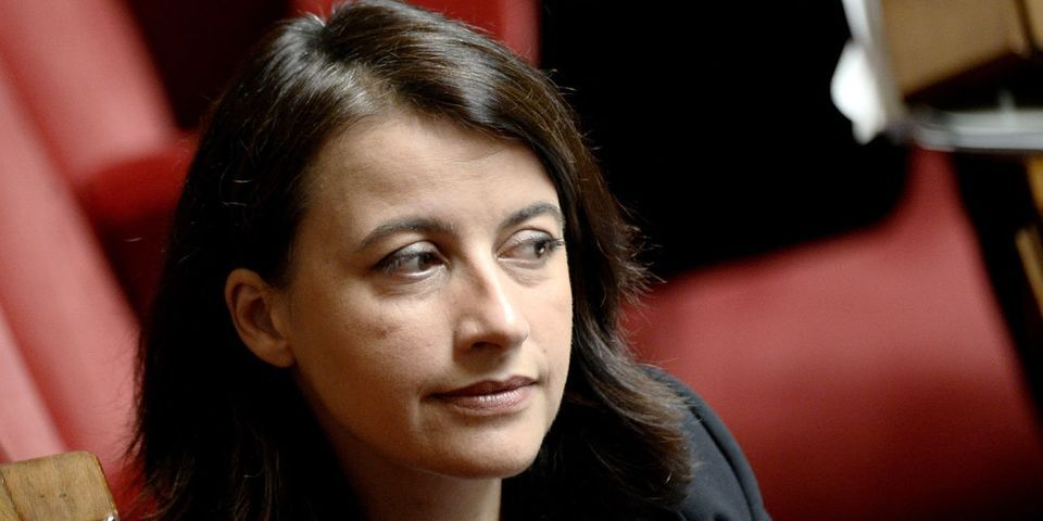 """Cécile Duflot a chanté la Marseillaise à l'Assemblée nationale, ce qui n'est """"pas fréquent"""" chez elle"""