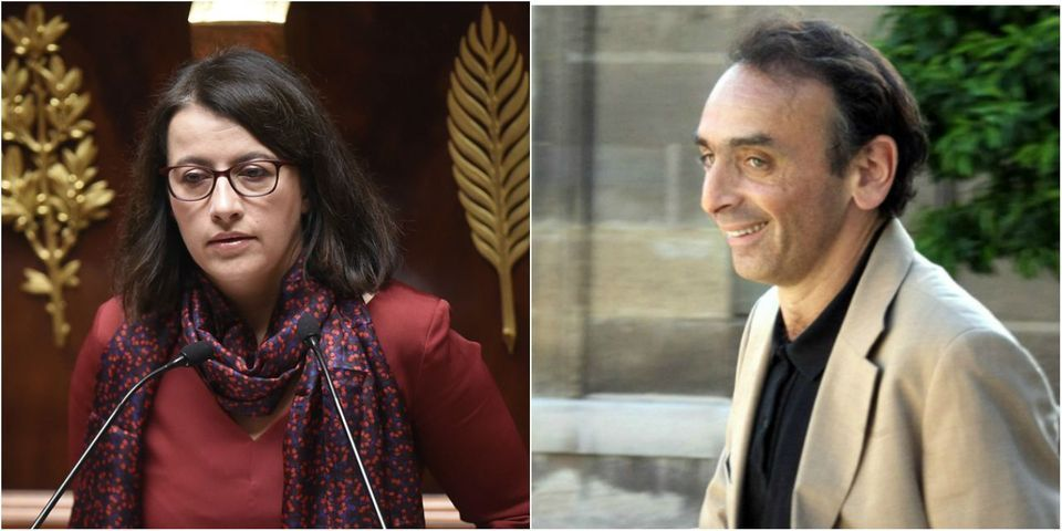 Cécile Duflot a porté plainte pour diffamation contre Eric Zemmour, pour qui la mise au jour de l'affaire Baupin est une vengeance contre Emmanuelle Cosse