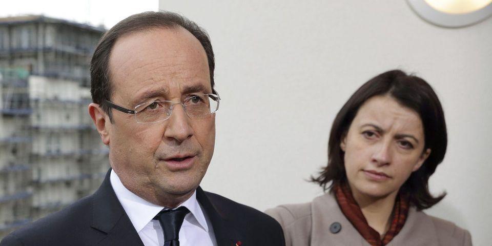 """Cécile Duflot dénonce les propos """"sexistes"""" de François Hollande à son égard"""