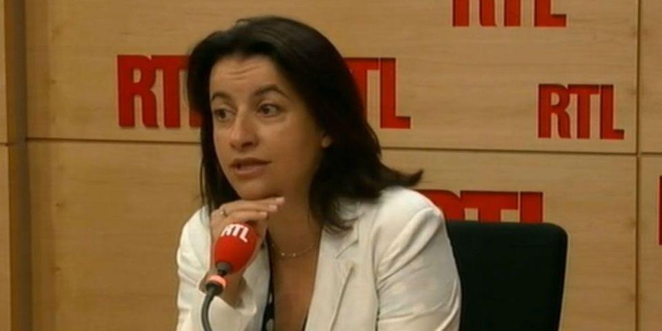 """Cécile Duflot : """"Je pense aux femmes des députés"""""""