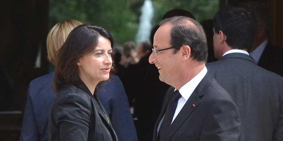 """Cécile Duflot : Avec Hollande, """"tant qu'on est fort, tout va bien ..."""""""