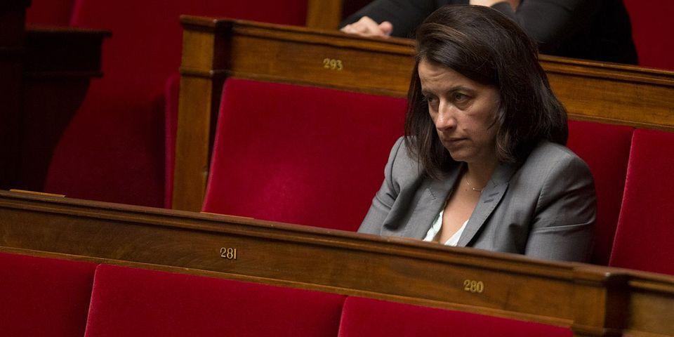 """Cécile Duflot : """"Manuel Valls a fait disparaître la gauche"""""""