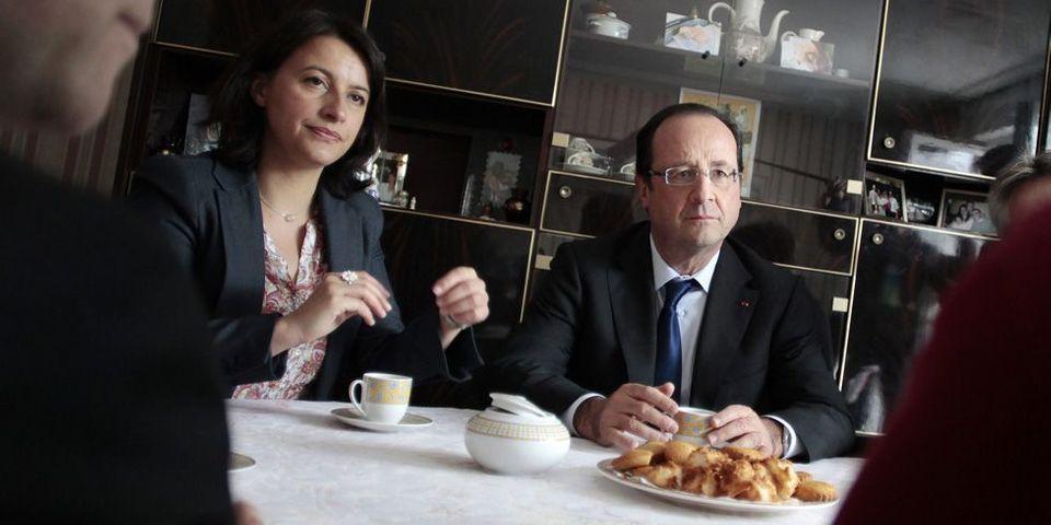 """Cécile Duflot, sur l'écologie : François Hollande en a fait """"peu"""" par rapport à ce qu'il avait dit"""