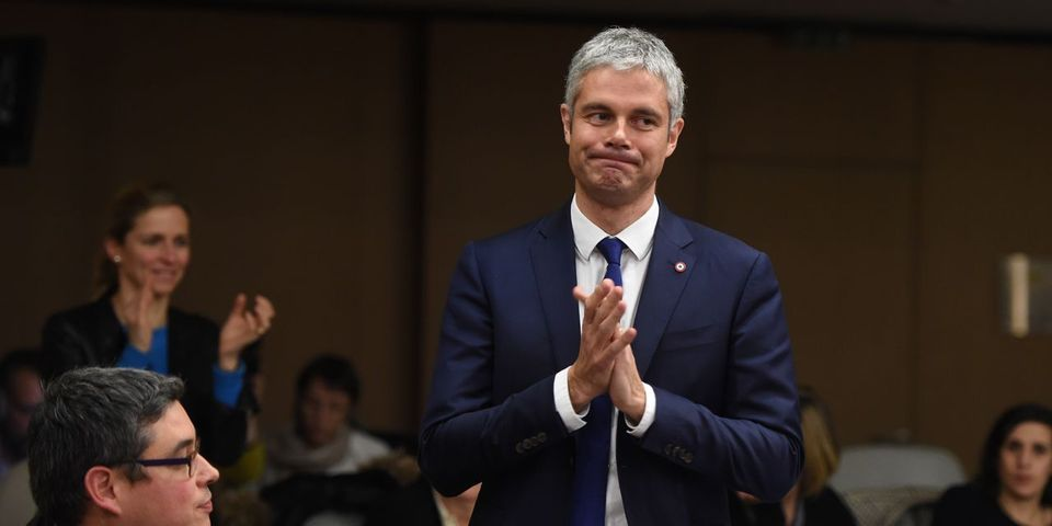Ces trois polémiques qui ont suivi l'élection de Laurent Wauquiez à la présidence de Rhône-Alpes-Auvergne