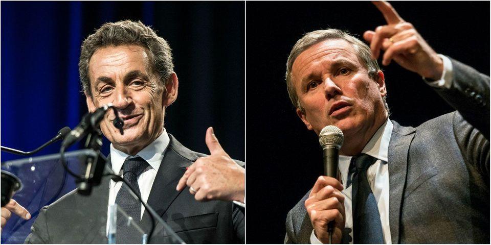 L'art du one-man-show politique expliqué par Nicolas Sarkozy